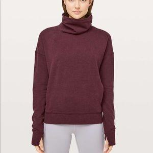Lululemon Go Forward Pullover sz 6